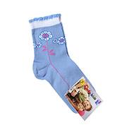 Носки детские с рисунком Conte Tip-Top 7С-20СП 034 голубые