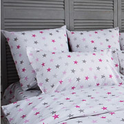 Наволочка Sleeper Set ранфорс Pink constellation
