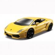 Авто-конструктор - Lamborghini Gallardo LP560-4 (2008) (желтый металлик, 1:32)