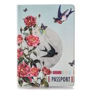Обложка для паспорта ZIZ Птички ZIZ-10049