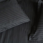 Наволочка Sleeper Set сатин-страйп Monochrome stripe