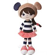 Мягкая игрушка Кукла Надин маленькая Левеня K394РА
