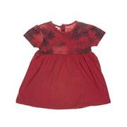 Платье детское Niso Baby 1211 красное