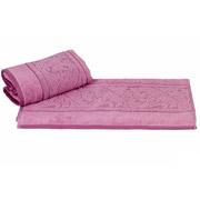 Полотенце махровое банное Hobby Sultan розовый