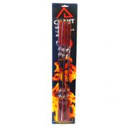Шампура с деревянной ручкой в блистере Скаут 0720