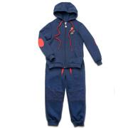Утепленный спортивный костюм для мальчика 03-00612