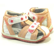 Детские сандалии Wojtylko 1S1352 розовые