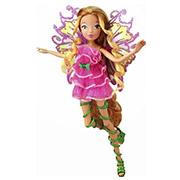Кукла Mythix Флора 27 см Winx IW01031402