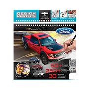 Альбом для творчества Ford F150 AKT-07016