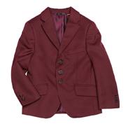 Пиджак для мальчика бордовый Юность 205