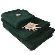 Полотенце махровое Terry Lux Отель малахитовое