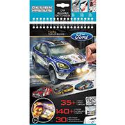 Альбом для творчества Ford Focus RS500 AKT-07011