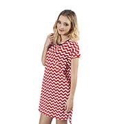 Женское платье Italian Fashion L-Boni-3 красное