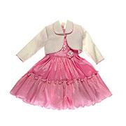 Нарядный комплект для девочки платье + болеро Gosia Anna-s