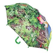 Детский механический зонтик Zest Красная Шапочка 21565