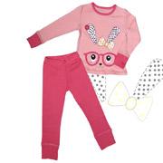 Пижама для девочки Фламинго 255-1005