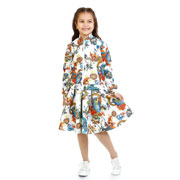 Юбка Совы Kids Couture 17-244 белая