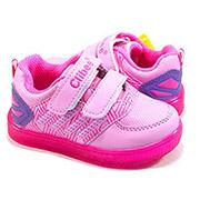 Кросовки детские Clibee F631mix pink