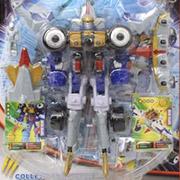 Робот - трансформер Jambo 7769А-С