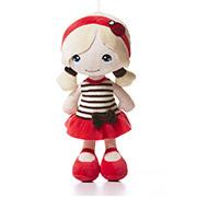 Мягкая игрушка Кукла Аннет большая Левеня K394В