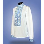Сорочка вышитая для мальчика Сварга Тризуб