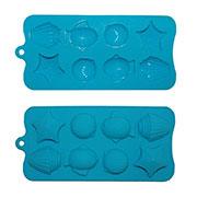 Форма силиконовая для льда Kamille 7721