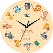 Детские настенные часы Юта Vintage 002DS