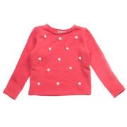 Кофта флисовая Kids Couture 16-10 коралловая