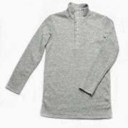 Гольфик для мальчика Модный Карапуз 03-00591 серый