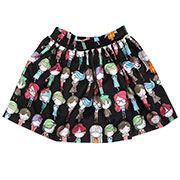 Юбка в складку Kids Couture 16-24 черная