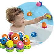 Игрушка для ванной Tomy Осьминоги 2756