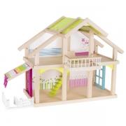 Кукольный домик goki 2 этажа с внутренним двориком Susibelle 51588G Кукольный домик goki 2 этажа с внутренним двориком Susibelle
