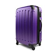 Дорожный чемодан Hauptstadtkoffer Alex лиловый