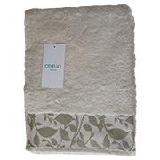 Полотенце махровое Othello Bamboo кремовое