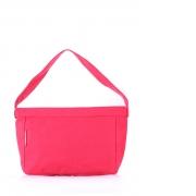 Коттоновая сумка Poolparty Pool 8 red