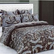 Комплект постельного белья Arya Fashıon Anastasio сатин печатный