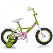 Велосипед Azimut Kathy 12 Зеленый