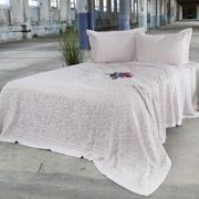 Покрывало с наволочками Pavia Heaven powder светло-розовое