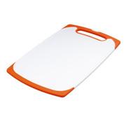 Доска разделочная оранжевая Granchio 88831