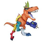 Игрушечная разборная фигурка Мир Юрского Периода Тираннозавр Рекс B1198