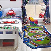 Коврик в детскую комнату Confetti Circle Track