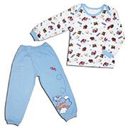 Детская пижама для мальчика Габби Вираж-2 10036