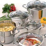 Посуда BergHOFF - набор 12 предметов Tulip