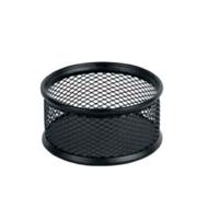 Подставка для скрепок круглая металлическая Axent 2113-01-A