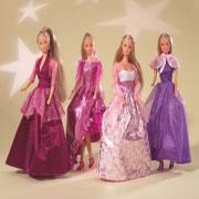 Кукольная одежда Штеффи Гламур Steffi Evi Love 4 вида 5723369