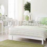 Постельное белье TAC Avril зеленый