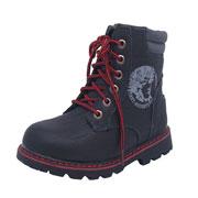 Детские ботинки Wojtylko 5Z1075 красные