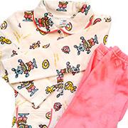 Пижама для девочки Розовые Зайцы ТМ Niso Baby 603ADp