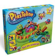 Набор для лепки Plastelino Домик