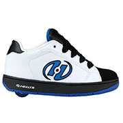 Роликовые кроссовки Hurricane Heelys белые